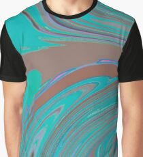TURQUOISE FANCY Graphic T-Shirt