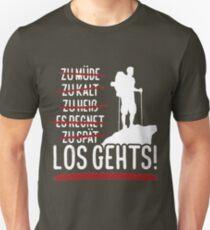 Los geht´s - Wandern (m) T-Shirt