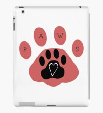Paws for love iPad Case/Skin