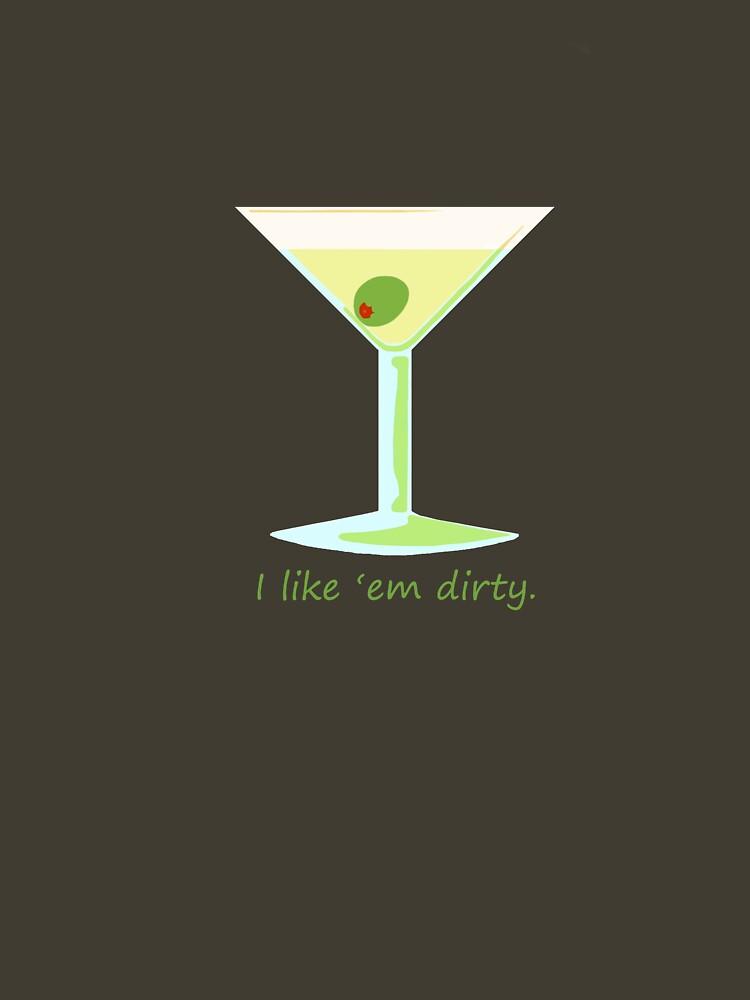 Dirty Martini by mellarel