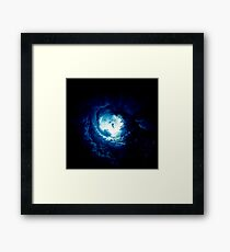 we are such stuff and dream Framed Print