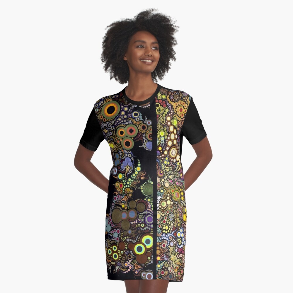New Normal V Graphic T Shirt Dress By Ameliacaruso Redbubble