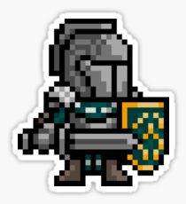 Faraam Knight Pixel Art Sticker