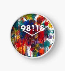 (No Bar) 98118 by Graham Hill K/1 Students Clock