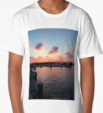 Nautical Long T-Shirt