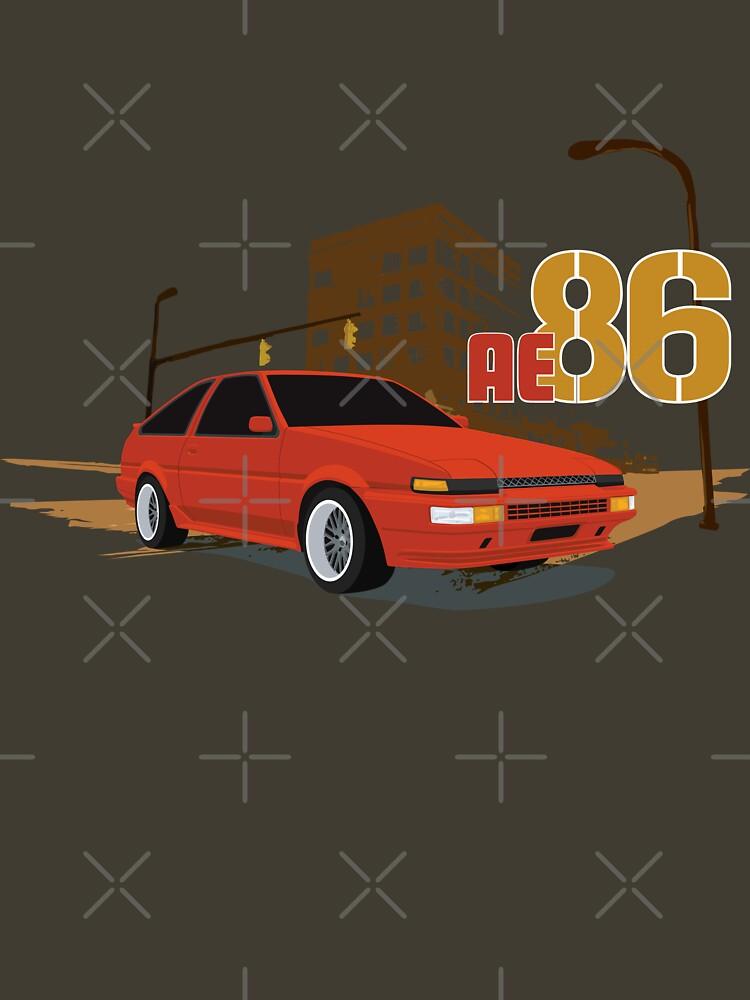 Urban AE86 by 6thGear