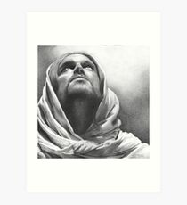 Son of God Art Print