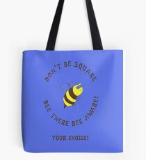 Bee There 5# Tote Bag
