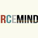 Fierce Mind Title Logo Colour Lines by Yvie Johnson