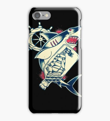 Watery Grave iPhone Case/Skin