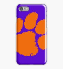 Clemson iPhone Case/Skin