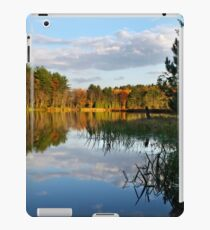 Tranquil Autumn Sunrise Landscape iPad Case/Skin