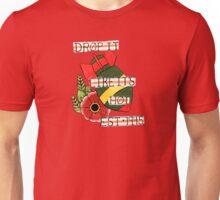 Bomb and Rose Tattoo Flash Unisex T-Shirt