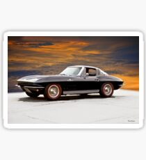 1964 Corvette Stingray 'Factory Fuelie' II Sticker