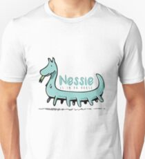 Nessie is in da house Unisex T-Shirt
