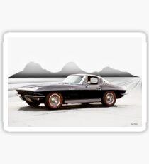 1964 Corvette Stingray 'Factory Fuelie' I Sticker