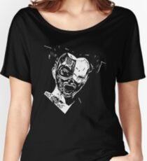 Creepy Geisha Women's Relaxed Fit T-Shirt