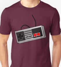 Video Game Console Nes Classic Controller Unisex T-Shirt
