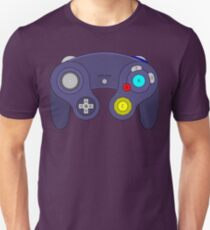 Video Game Gamecube Console Controller Gamepad Unisex T-Shirt