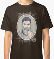 Salty Sea Dog Classic T-Shirt