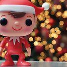 Elf on the Shelf by ElDave