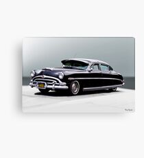 1953 Hudson Hornet 'Family Sedan' I Canvas Print