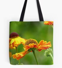 Day's Eye! - Black Eyed Susan - Cone Flower NZ Tote Bag