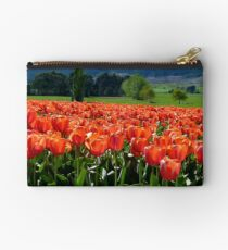 Natures Glorious Tulips! - NZ - Southland Studio Pouch