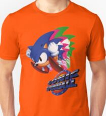 Sonic the Hedgehog Spinball  Unisex T-Shirt