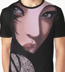 The Black Geisha Graphic T-Shirt