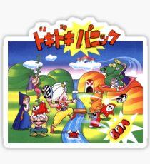 Doki Doki Panic (Super Mario Bros. 2) Sticker