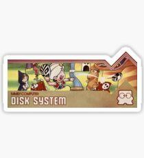 Doki Doki Panic (super mario land 2) Sticker