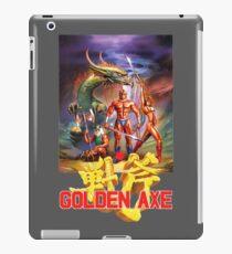 Golden Axe - Sega iPad Case/Skin
