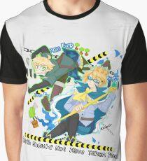DSNHTT!! USUK - Promo Graphic T-Shirt