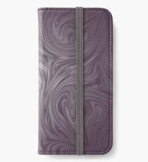 dusky purple iPhone Wallet/Case/Skin
