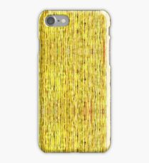 Fresh Tiki Stripe Watercolor iPhone Case/Skin