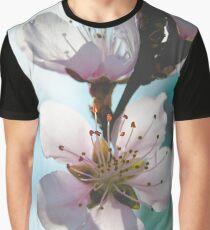 Peach Blossoms 11 Graphic T-Shirt