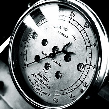 Speedometer by bigpete