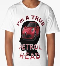 Petrolhead Long T-Shirt