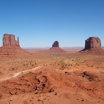 Monument Valley by TimDuck