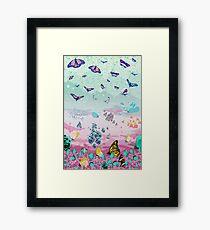 The Kingdom Framed Print