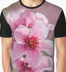 Peach Blossoms 14 Graphic T-Shirt