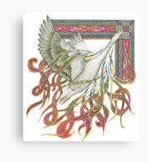 Wild Goose Canvas Print