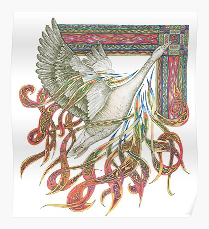 Wild Goose Poster