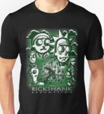 The Rickshank Redemption Unisex T-Shirt