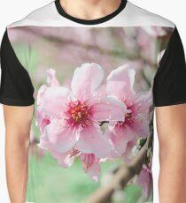 Peach Blossoms 15 Graphic T-Shirt