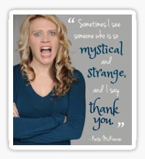 Kate McKinnon Quote Sticker
