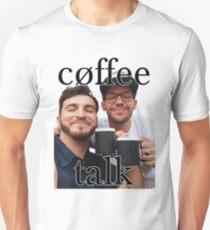 Zane and Heath-Coffee Talk Unisex T-Shirt