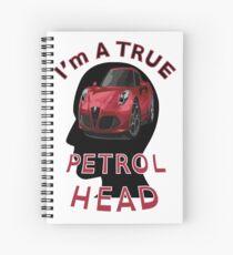 Petrolhead Spiral Notebook