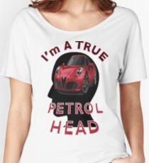 Petrolhead Women's Relaxed Fit T-Shirt
